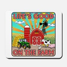 The Farm Mousepad