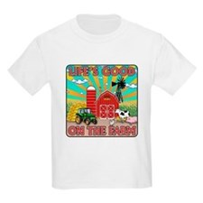 The Farm Kids T-Shirt