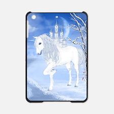 The White Unicorn iPad Mini Case