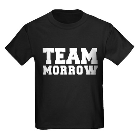 TEAM MORROW Kids Dark T-Shirt