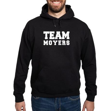 TEAM MOYERS Hoodie (dark)