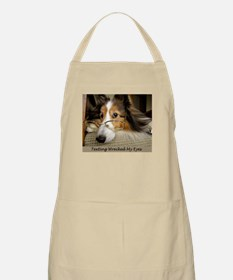 Texting Wrecked My Eyes Apron
