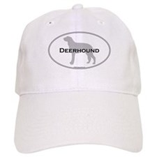 Deerhound Baseball Cap
