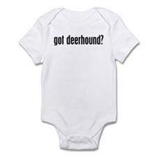 Got Deerhound? Infant Bodysuit