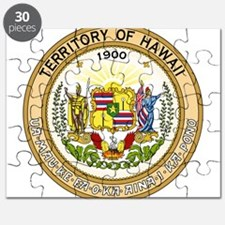Seal of Hawaii 1898-1959 Puzzle