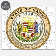 Great Seal of Hawaii Puzzle