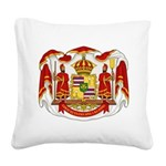 GCOA of Hawaii Square Canvas Pillow