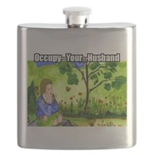 Occupy Your Husband Flask