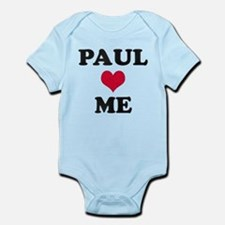 Paul Loves Me Infant Bodysuit