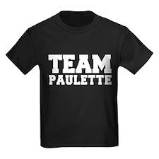 TEAM PAULETTE T