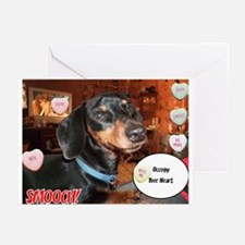 Chewey says Occupy Heart Greeting Cards (Pk of 10)
