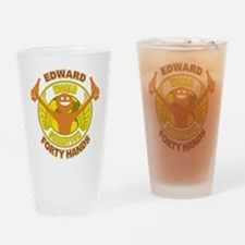 Edward Forty Hands 40 Ounces Drinking Glass