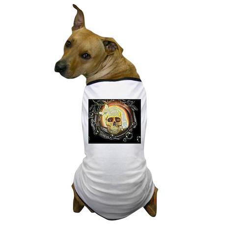 skull special 1 Dog T-Shirt