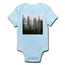 Misty pines Infant Bodysuit