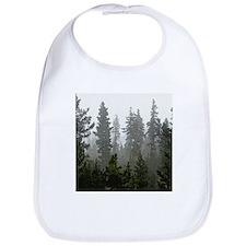 Misty pines Bib