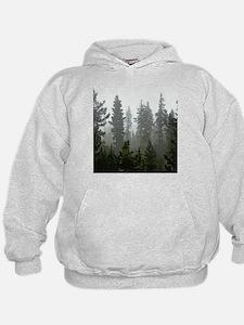 Misty pines Hoodie