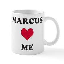 Marcus Loves Me Mug