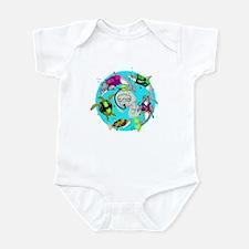 Wild Dive Buddies Infant Bodysuit