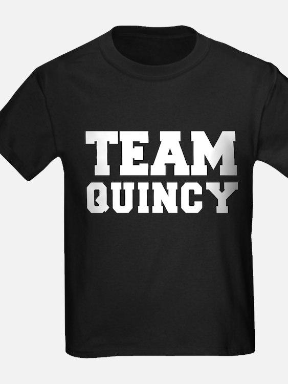 TEAM QUINCY T