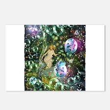 magical fairy enchanted garden art illustration Po