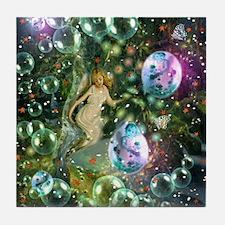 magical fairy enchanted garden art illustration Ti
