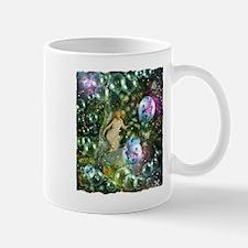 magical fairy enchanted garden art illustration Mu