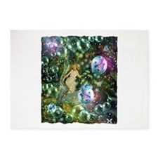 magical fairy enchanted garden art illustration 5'