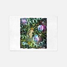 magical fairy enchanted garden art illustration 5'