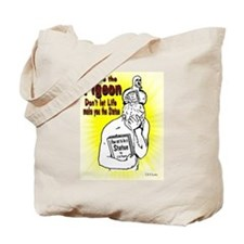 Be the Pigeon Tote Bag