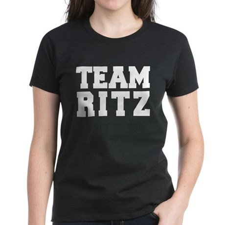 TEAM RITZ Women's Dark T-Shirt
