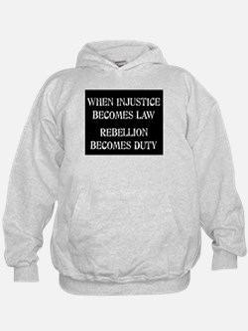 When Injustice... Hoodie