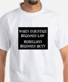 When Injustice... Shirt