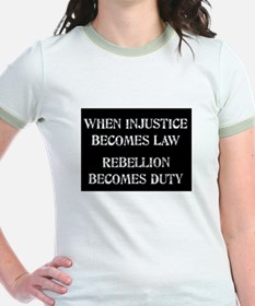 When Injustice... T