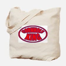 Cornhole King Tote Bag