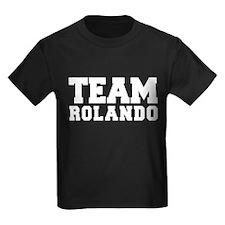 TEAM ROLANDO T