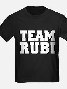 TEAM RUBI T