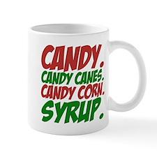 Elf Food Groups Mug