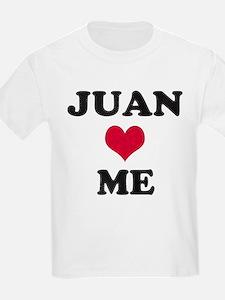 Juan Loves Me T-Shirt