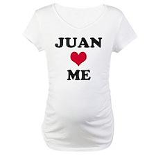 Juan Loves Me Shirt