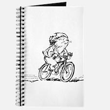 muddle headed wombat on bike Journal