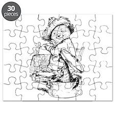 Unique Wombats Puzzle