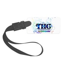 THC Supporter Luggage Tag