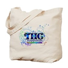 THC Supporter Tote Bag