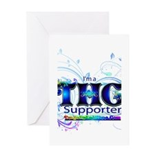 THC Supporter Greeting Card
