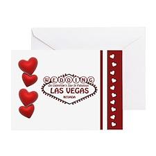 WEDDING On Valentine's Day, Las Vegas Card 1