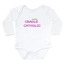 cradle catholic girl logo copy.jpg Body Suit