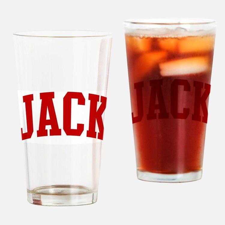 Cute Jack Drinking Glass
