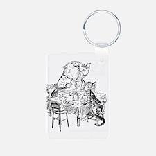 Cute Wombat Keychains