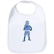 Boxing Robot Bib