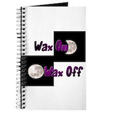 """""""Wax"""" On """"Wax"""" Off Journal"""